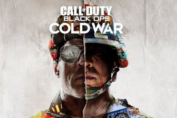 Call of Duty Black Ops Cold War Cover